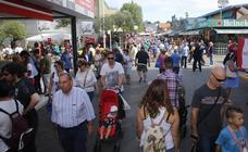 Ambiente en la Feria de Muestras (08/08/18)