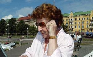 La original agenda telefónica dedicada a una abuela que no sabe leer