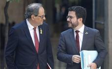 El juez del 1-O pide al TSJC que investigue al vicepresident Pere Aragonès