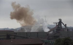 El 58% de la contaminación del aire en El Lauredal tiene origen siderúrgico