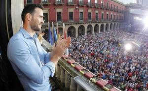 Saúl Craviotto abre la Semana Grande: «¡Quien se aburre en Gijón es porque quiere!»
