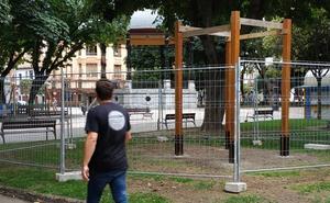 Langreo empieza a instalar los tres nuevos palomares del plan 'anticonceptivo'
