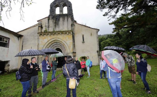 Elviro critica que se reserven los derechos de imagen de San Antolín a los dueños de la finca