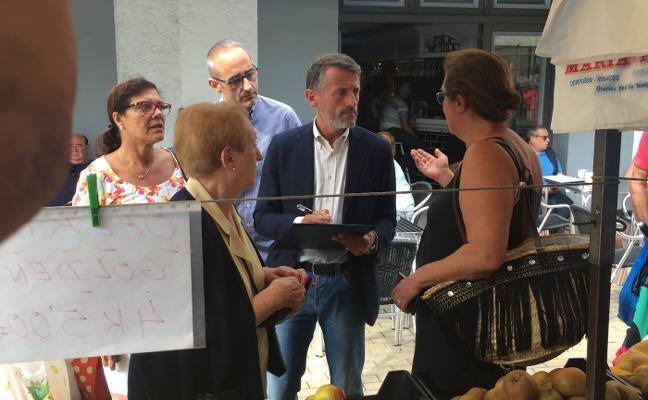 El PP recoge más de mil firmas en defensa del Hospital de Jarrio