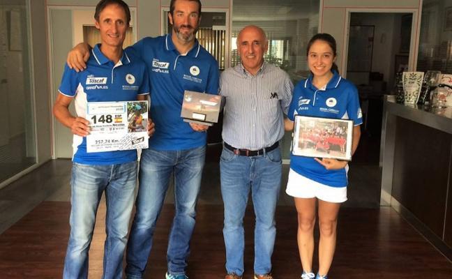 Alba Mendiolagoitia logra el quinto puesto en el Mundial