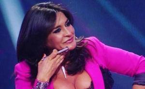 El topless improvisado de Aída Nízar que enciende Instagram