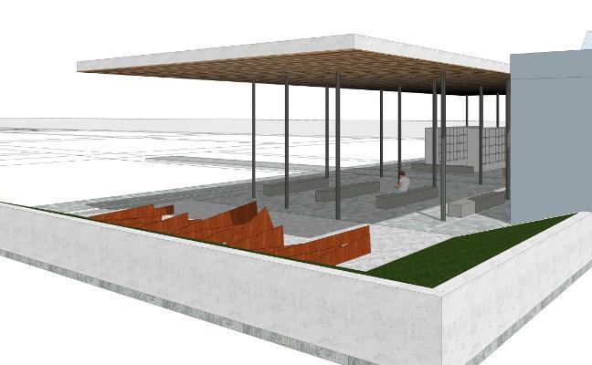 El concurso para ejecutar la reforma del cementerio de Grado queda desierto