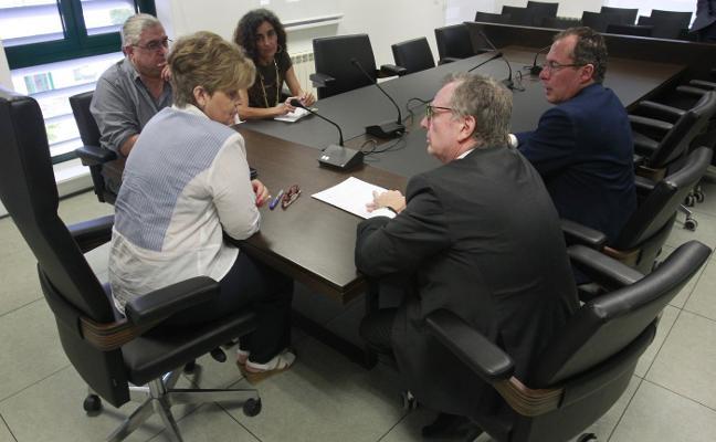 El consultorio de Las Regueras se trasladará a la Casa de Cultura por la obra