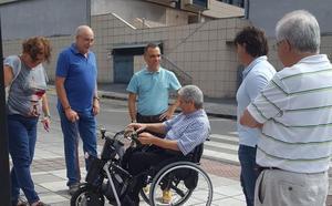 Corvera destinará 29.000 euros hasta final de año en la eliminación de barreras