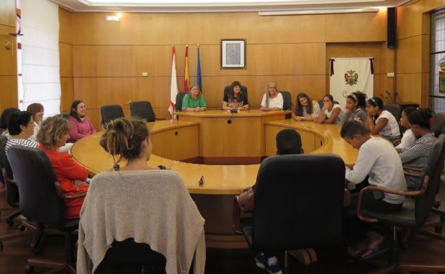 Seis niños saharauis pasarán el verano entre Carreño y Gozón