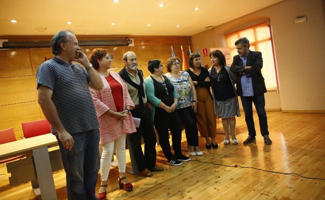 IU pide a Jesús Sánchez que opte a la reelección en la Alcaldía de Langreo