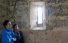 Patrimonio propone destinar 22.000 euros a las pinturas de Bendueños