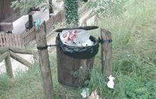 Somos denuncia el abandono de las áreas recreativas de Mieres