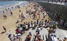 Vuelve el intenso calor a Asturias