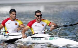 Craviotto, Toro, Walz y Germade a por el oro en el Mundial en k4 500