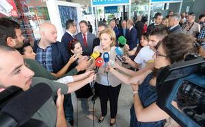 La delegada del Gobierno en Asturias defiende que «las instituciones no están corrompidas»