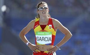 La atleta asturiana Estela García, fuera del Europeo por dos centésimas