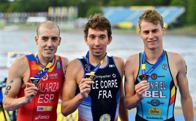Fernando Alarza conquista la plata europea