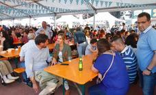Ganas de cerveza en La Exposición
