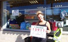 El primer premio de la lotería nacional deja 30.000 euros en Cancienes