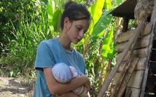 La joven captada por una secta peruana vuelve a España
