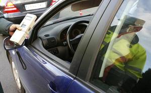 El 16% de los conductores asturianos conduce después de beber alcohol