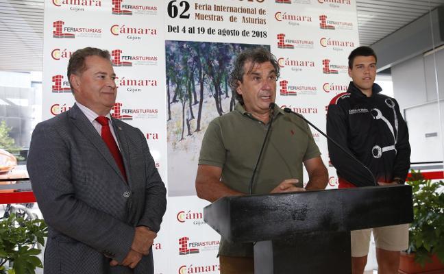 El Círculo Gijón presenta al ala-pívot Javi Menéndez