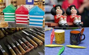Los souvenirs que triunfan en Asturias