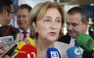«Las instituciones no están corrompidas», defiende la delegada del Gobierno