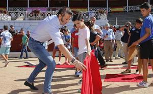 Clase magistral de Padilla en El Bibio