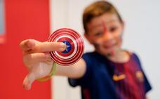 El juguete que hipnotiza al niño