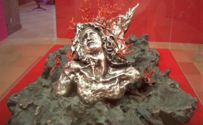 La Audiencia de Barcelona dice que la escultura de Dalí de Juan González-Quirós es auténtica