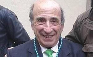 Muere a los 76 años José Luis Llorens González, impulsor de las procesiones de la Semana Santa de Gijón