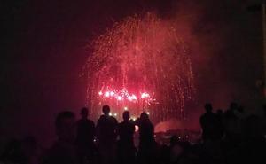 Los mejores consejos para disfrutar de la Noche de los Fuegos de Gijón