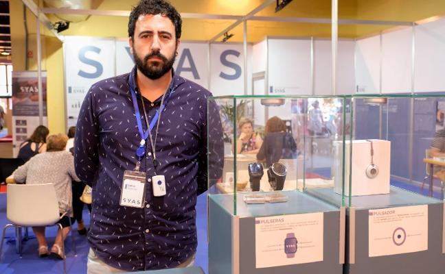 «El pulsador con geolocalización tranquiliza mucho a las familias»