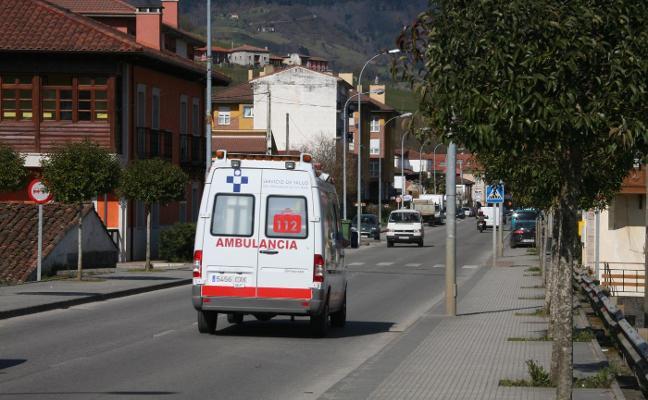 Arriondas reclama una entrada directa al hospital desde la N-634