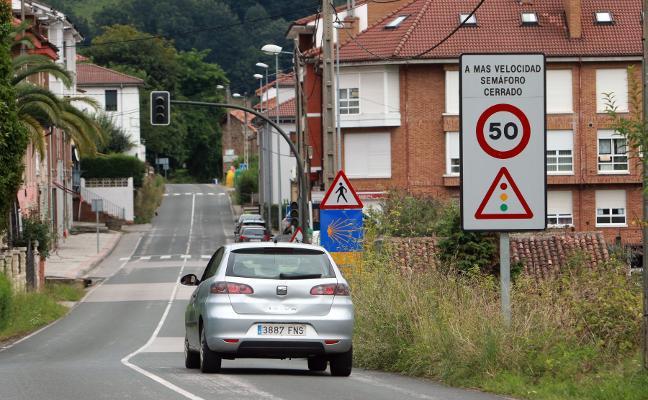 Villallana reclama el funcionamiento del semáforo de entrada