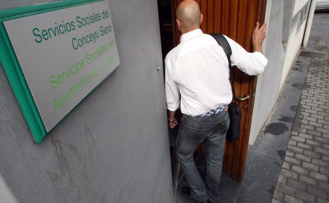 El colegio oficial alerta de que hay un trabajador social por cada 11.000 asturianos