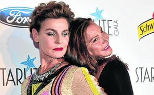 Antonia Dell'Atte entra como un huracán en la gala Starlite y la tiene que abandonar en ambulancia