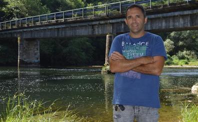 «Quiero más salmones para que el que venga a Asturias los vea en el agua»