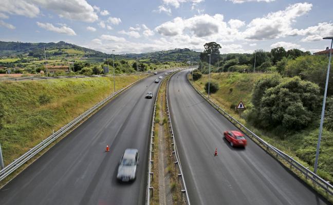 Foro urge la señalización horizontal en la autovía minera