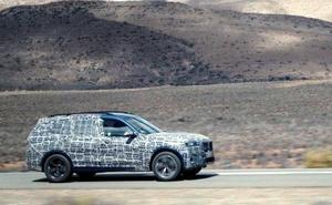BMW X7, casi a punto