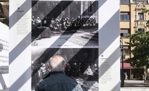 'Gijón con los centenarios', «relato histórico» de Covadonga y Picos