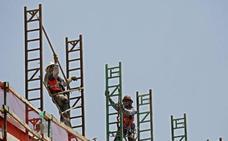 La construcción crece en Asturias impulsada por las viviendas nuevas
