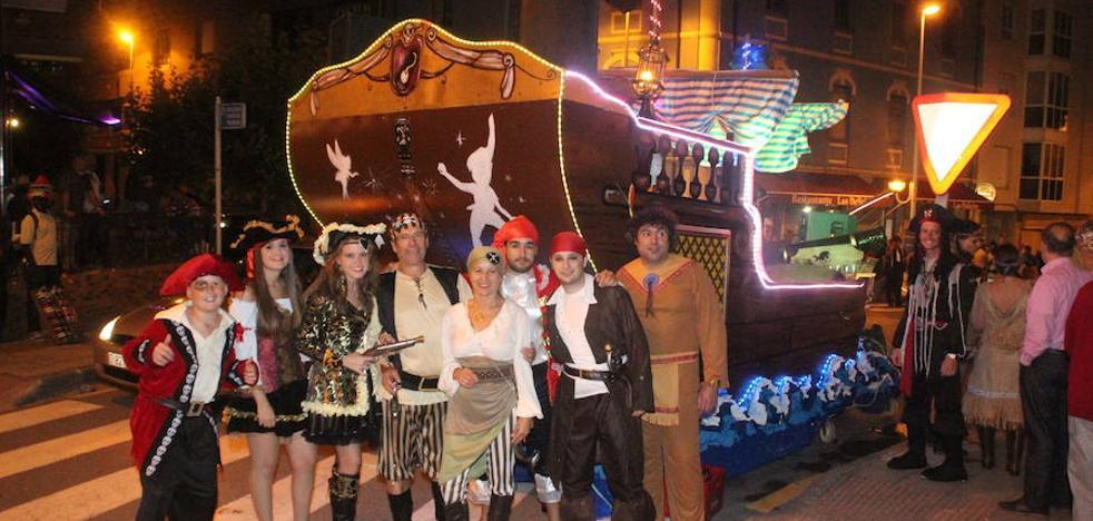 Todo a punto para el Carnaval de verano en Luanco
