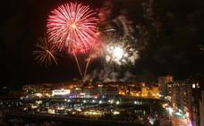 ¿Qué tiempo hará la noche de los Fuegos en Gijón?