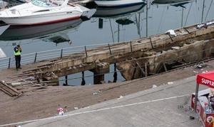 Más de 300 heridos en Vigo tras desplomarse parte del paseo marítimo durante un concierto