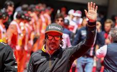 Fernando Alonso anuncia que deja la Fórmula Uno