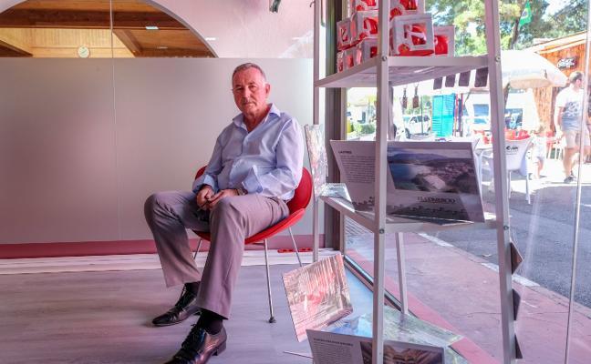 «El producto estrella de la Feria no es la almohada, sino el sofá»