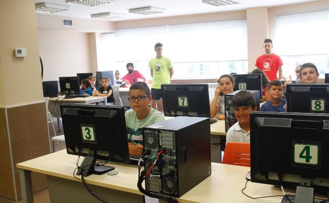 Talleres infantiles sobre seguridad en internet